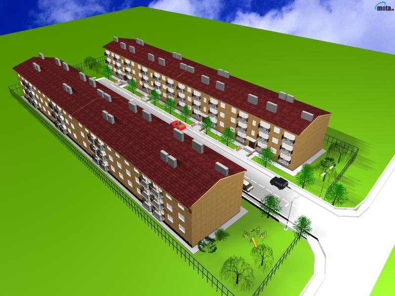 Многоквартирные дома ЖК «Камелия»